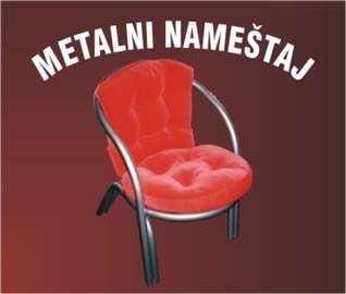 Metalni nameštaj