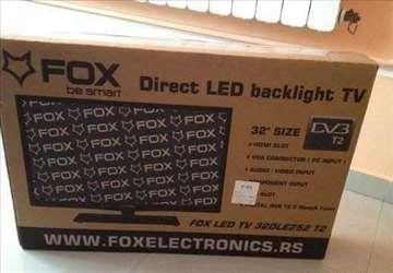 Fox 32DLE252T2/novo