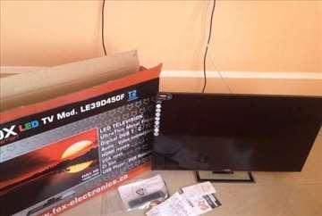Fox LED TV LE39D450F T2 novo