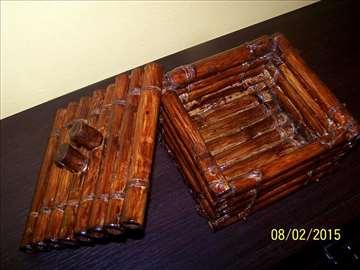 Prodajem ukrasnu kutiju od bambusa