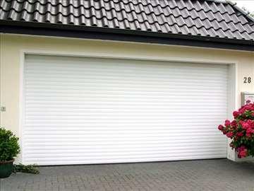 Rolo garažna vrata-proizvodnja i ugradnja