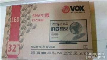 Vox Smart T2 Led 32SD600/nov/garancija
