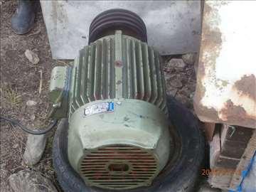 Elektromotor sa remilicom 15KW