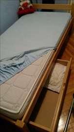 Krevet sa Dormeo dušekom