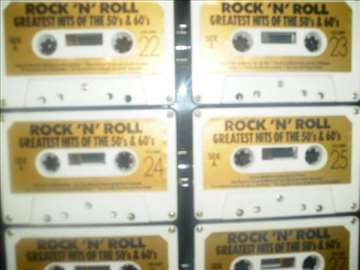 Rock n Roll set, najveći hitovi