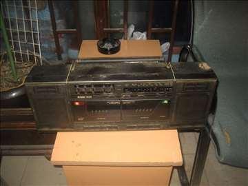 Radiokasetofon 2,  neispitan