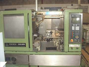 Strugarski automat CNC Index GB65