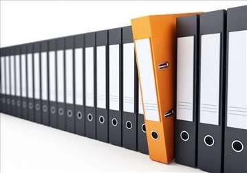 Knjigovodstvene i ostale administrativne usluge