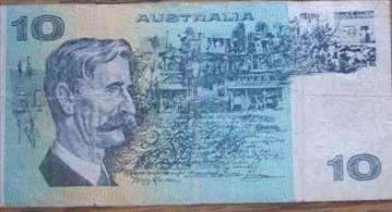 Australija 10 dolara