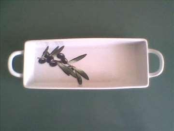 Tepsijica od porcelana