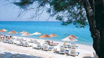 Grčka, Olympic Beach, apartman