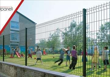 Panelna ograda 830x2500x4.5mm