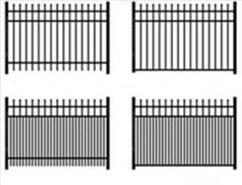 Kapije, ograde, gelenderi, rešetke