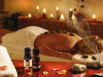 Novo, centar grada, relax masaža