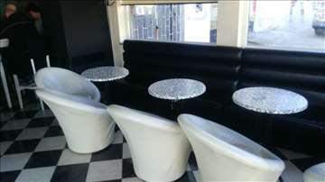 Fotelje za kafić