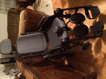 Neurološka invalidska kolica Breezy 250 - NOVO