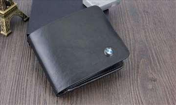 BMW kožni novčanik