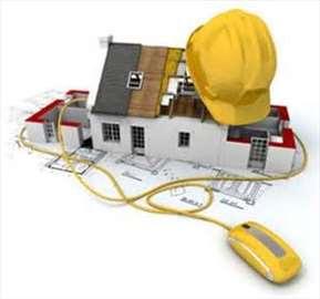 Izrada nadstrešnica, terasa,garaža i pomoćnih šupa