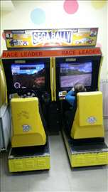 Sega rally 1995