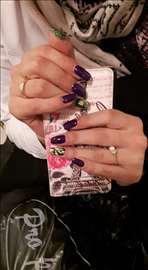 Manikir + lakiranje noktiju