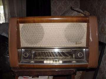 Radio aparat Graetz Gross Super 174 W,1953-54. god