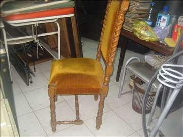 Stolica retro