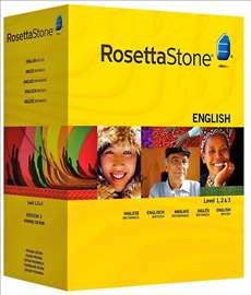Rosetta Stone -engleski jezik 5 nivoa