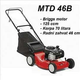Motorna kosilica Briggs motor 46 B, novo