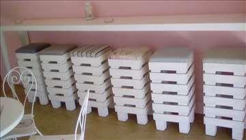 Barske stolice i sto