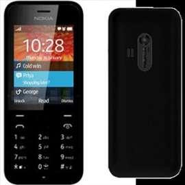 Nokia 220 DS crni