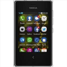 Nokia smart mobilni telefon Asha N 503 crni