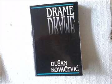 Dušan Kovačević. Drame.