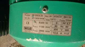 Wilo pumpa za vodu