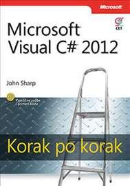Dve knjige:C# 2012 Korak po korak, C# 2008