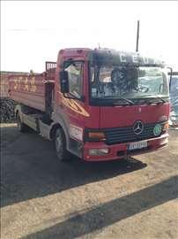 Mercedes Benz 815 atego kiper