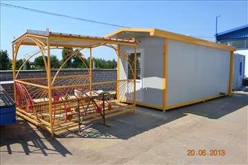Kontejneri halo oglasi for Mini wohncontainer
