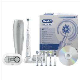 Oral B Pro 6000 White Box