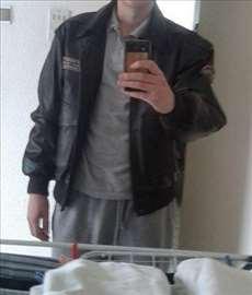 Original kožna jakna - nekorišćena