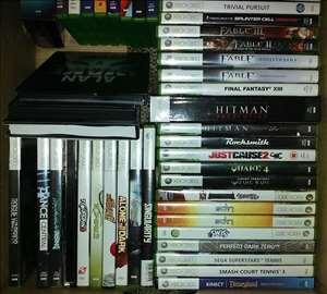 Xbox 360, originali 29 kom.