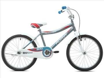 """Adria 1108 bicikl 20"""" sivo-crveni Ht"""