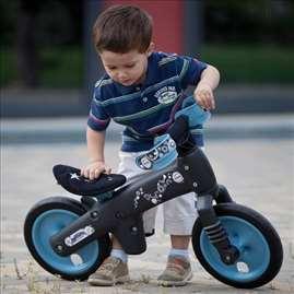 Bellelli b-bip dečji bicikl plavi