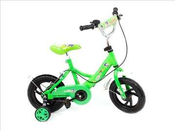 "Glory Bike bicikl dečiji 12"" zeleni (fn1204-12g)"