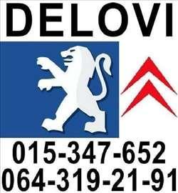 Pežo DELOVI Peugeot