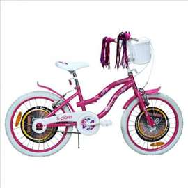 Dečiji bicikl Xplorer Flower 20