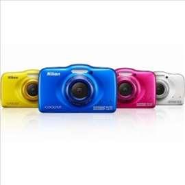 Nikon CoolPix S32, otporan na padove