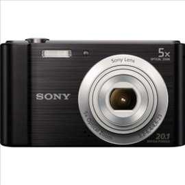 Sony DSC-W800, crni
