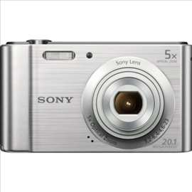 Sony DSC-W800, srebrni