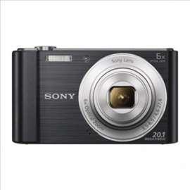 Sony DSC-W810, crni