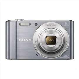 Sony DSC-W810, srebrni