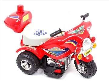 Tricikl dečiji, crveni, glory bike